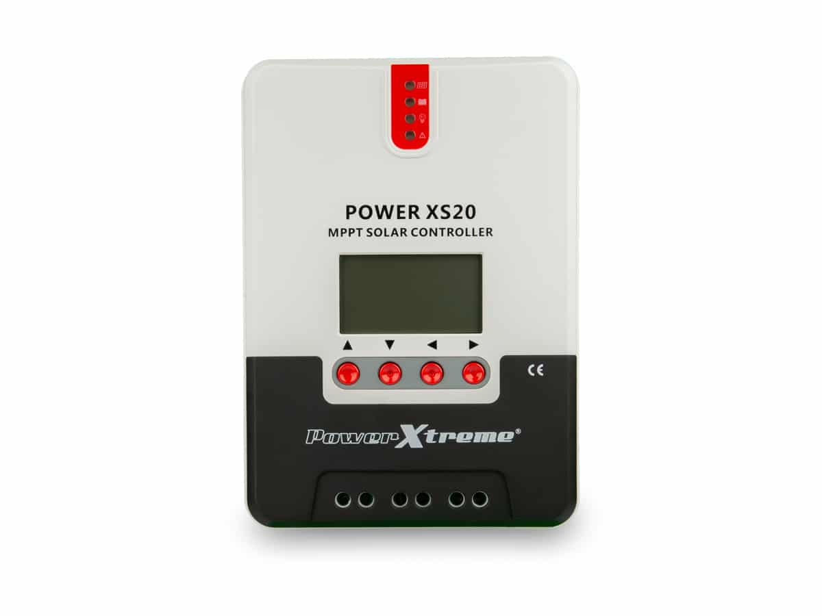Power XS20 Solar MPPT Laderegler