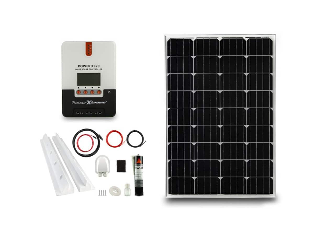Power XS20 Solar MPPT 100 W Paket (1.200 X 540)