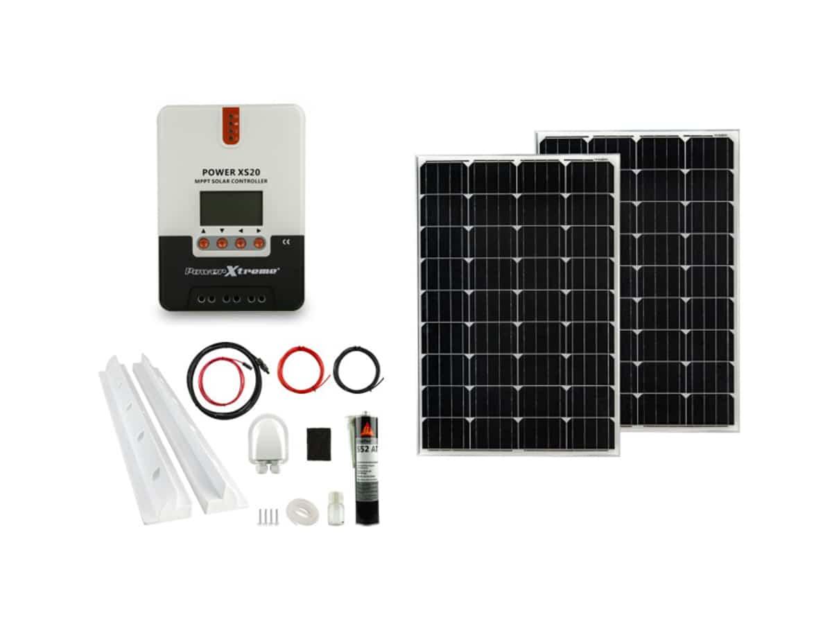 Power XS20 Solar MPPT 200W Paket (1200×540)