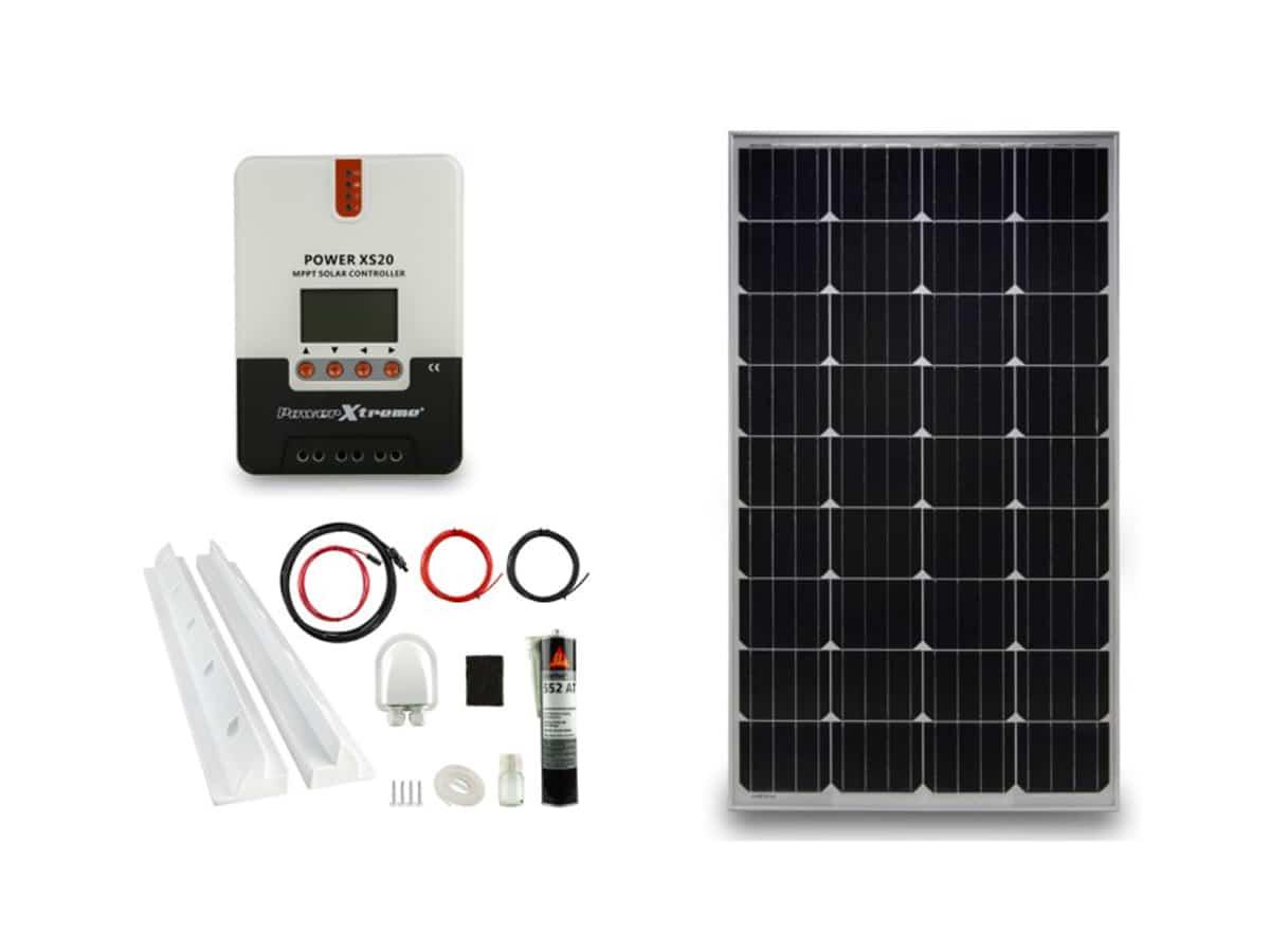 Power XS20 Solar MPPT 130W Paket (1480×540)