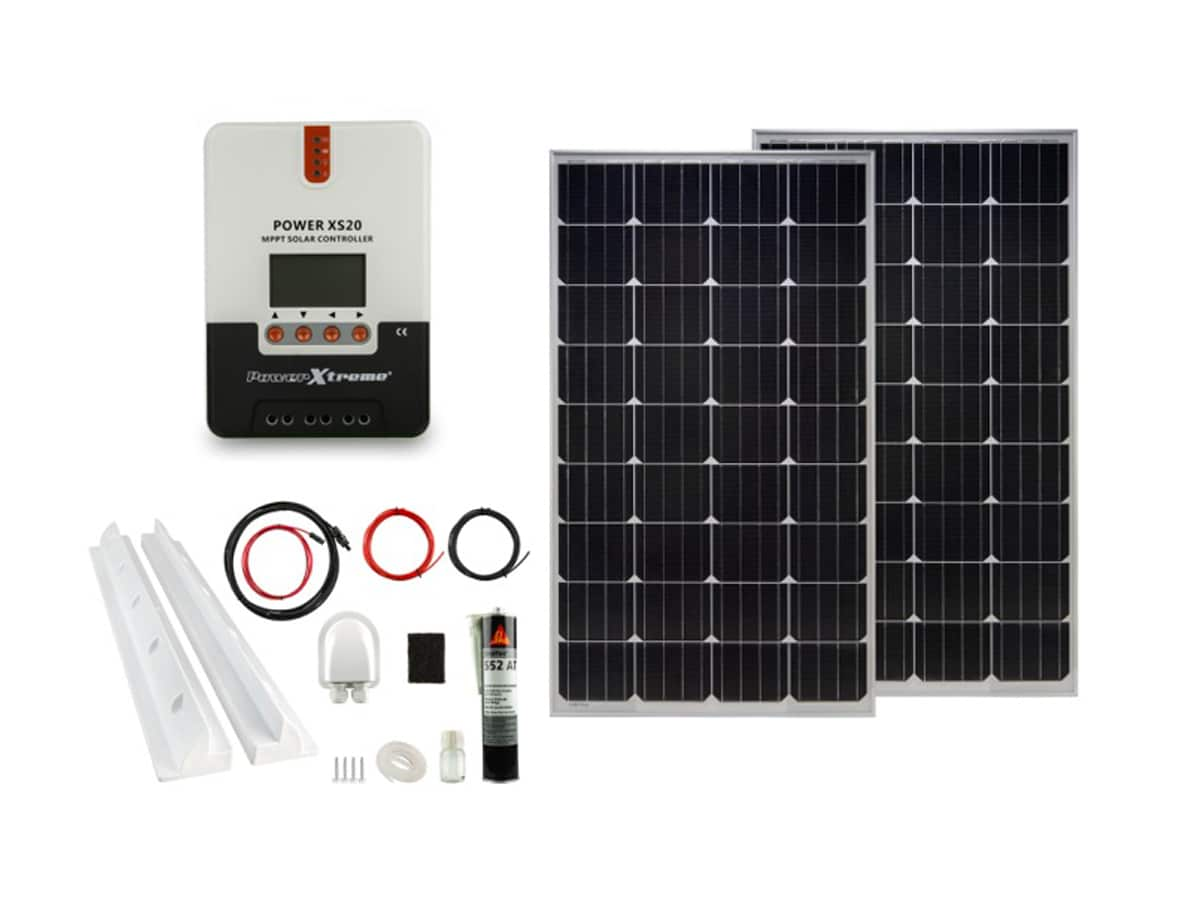 Power XS20 Solar MPPT 260W Paket (1480×540)