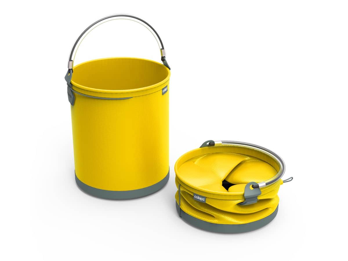 Colapz Eimer (Sunshine Yellow)