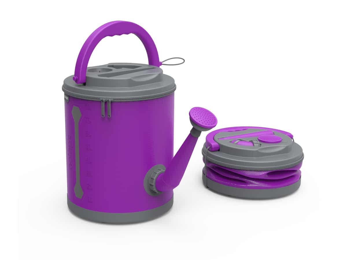 Colapz Premium Gießkanne (Funky Purple)