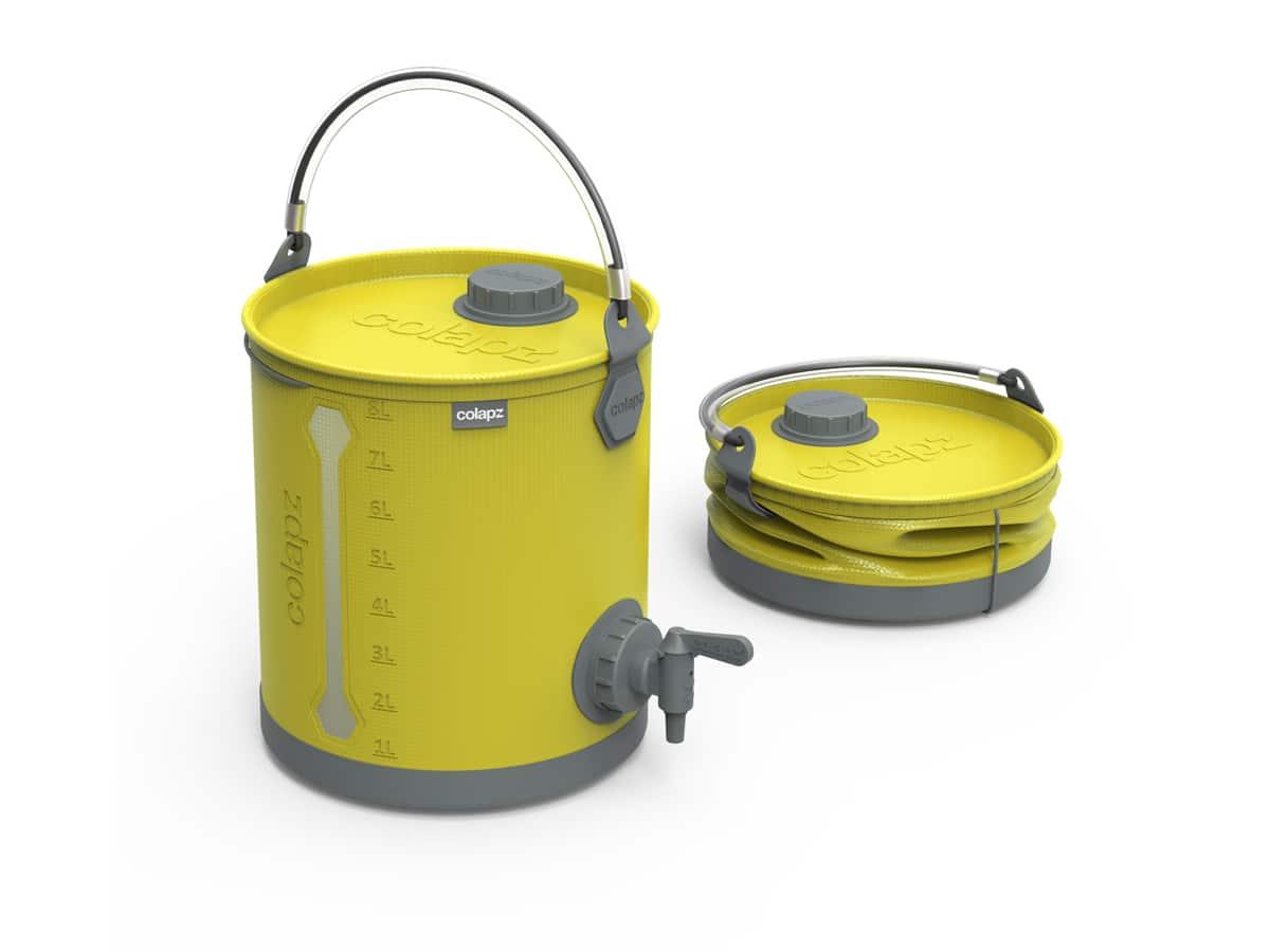 Colapz Premium Kanister (Sunshine Yellow)