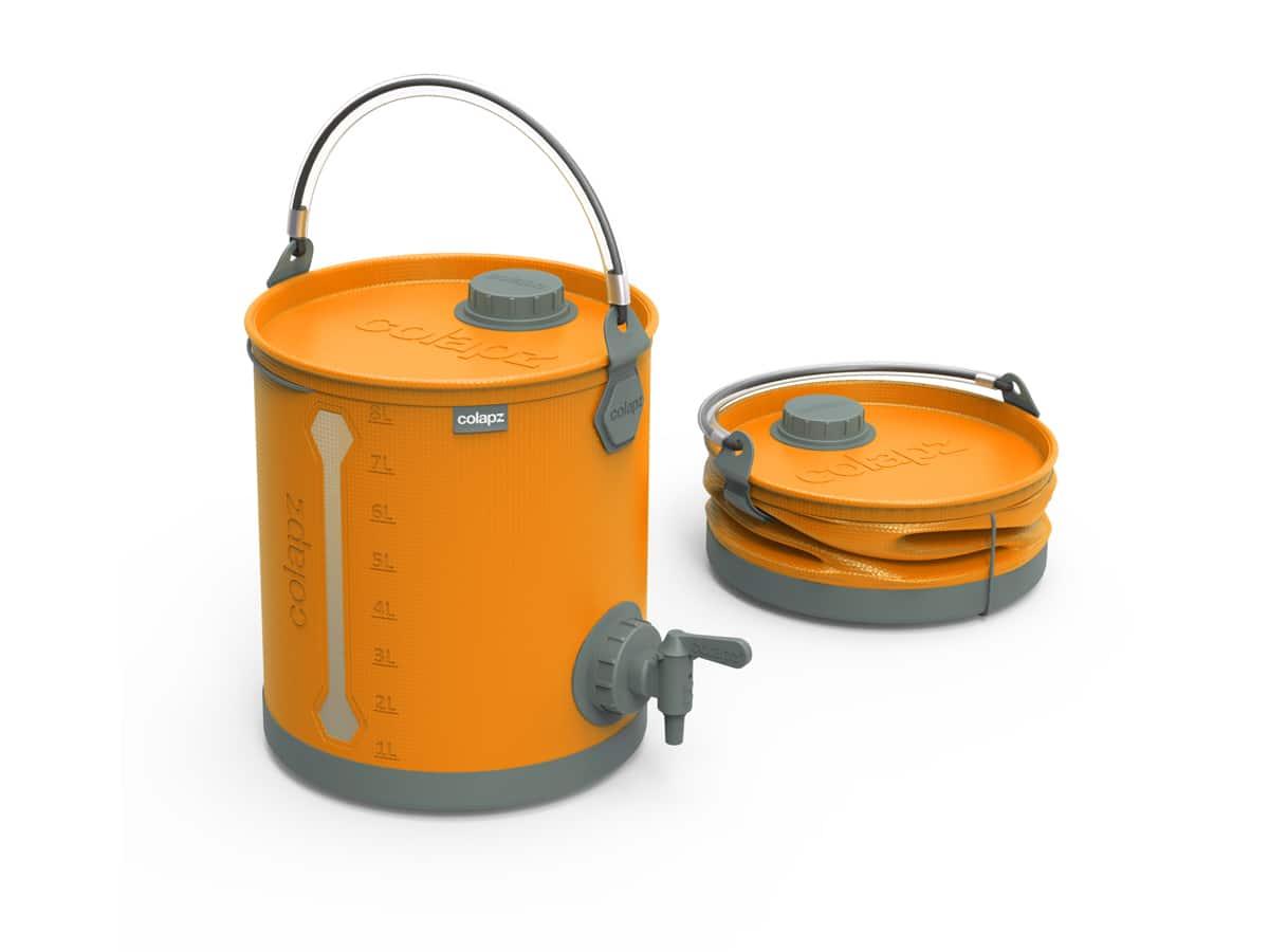 Colapz Premium Kanister (Juicy Orange)