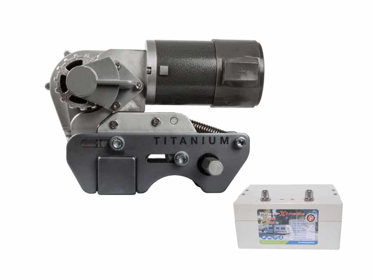 Titanium Xtreme X30