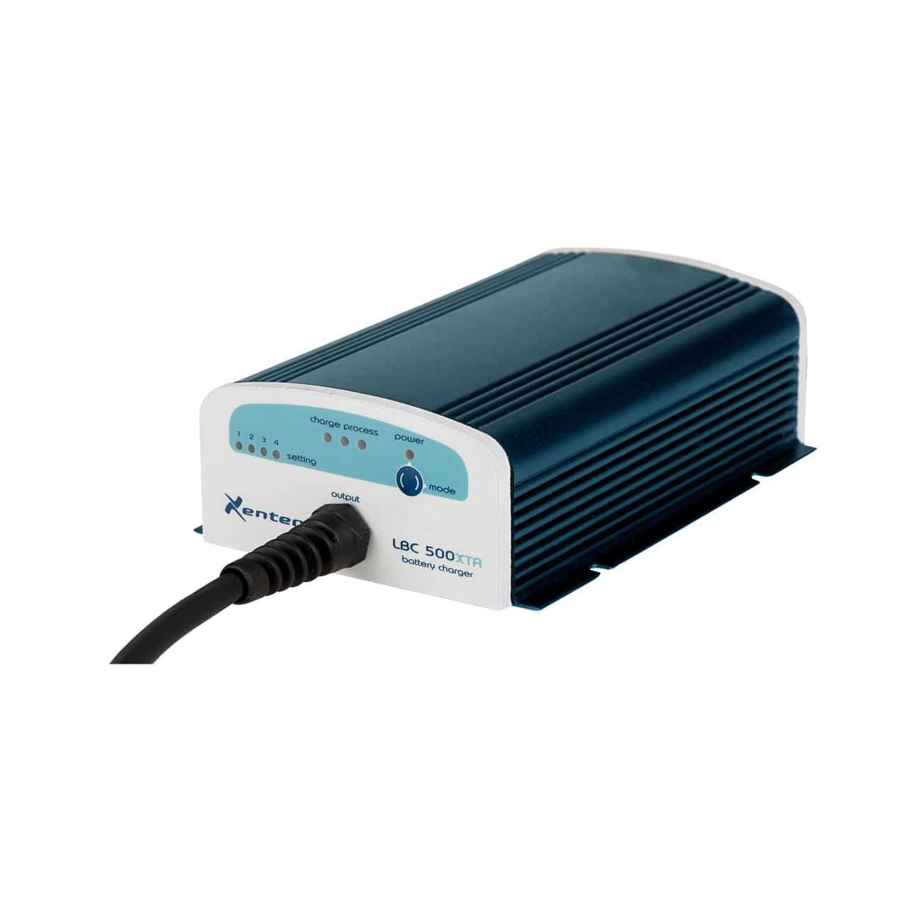 Batterieladegerät LBC 524-5XTR
