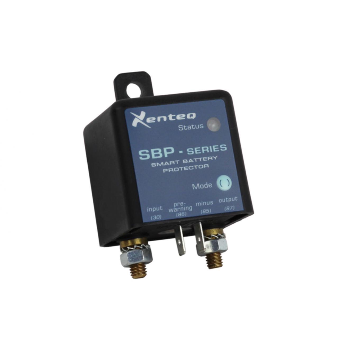 Batterieschutz SBP 200-12 / 24