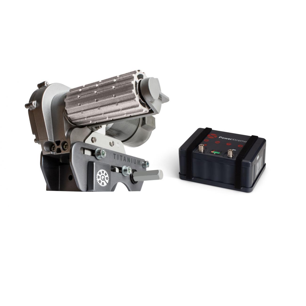 Titanium Mit PowerXtreme X20