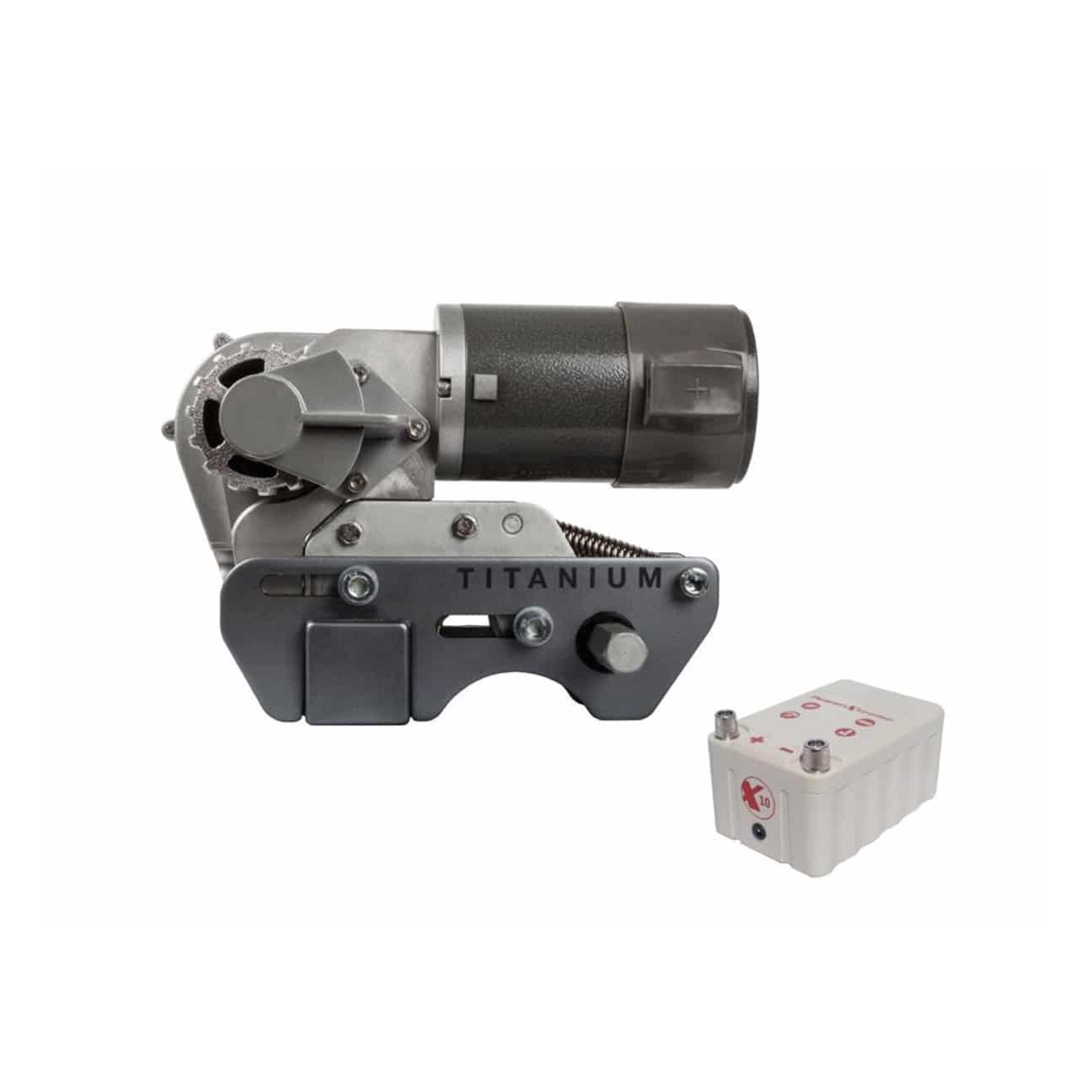 Titanium Mit PowerXtreme X10